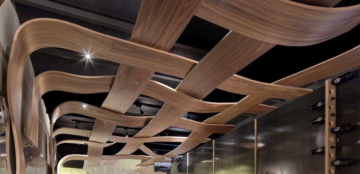 cuisine en bois design
