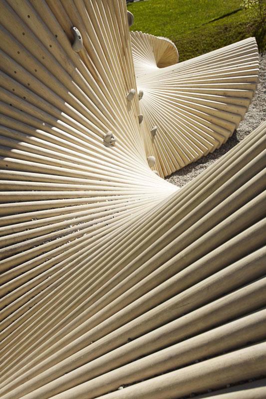 Des Bancs En Bois Qui Inspirent Architecture Bois