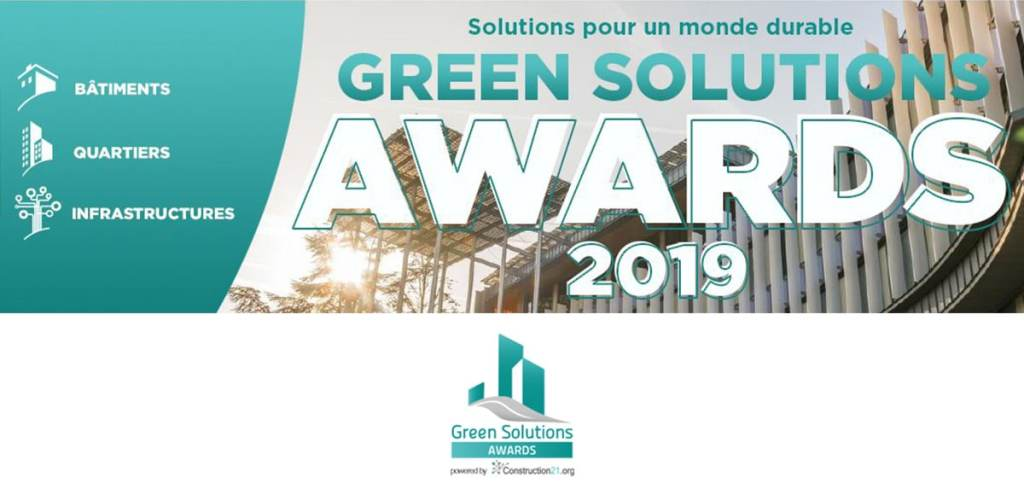 Green Solutions Awards 2019