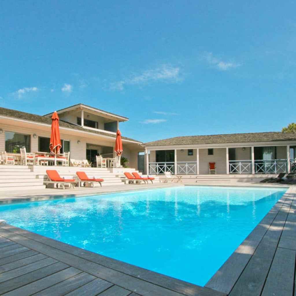 Constructeur Corse Du Sud l'heure bleue : une maison de vacances en bois en corse du sud