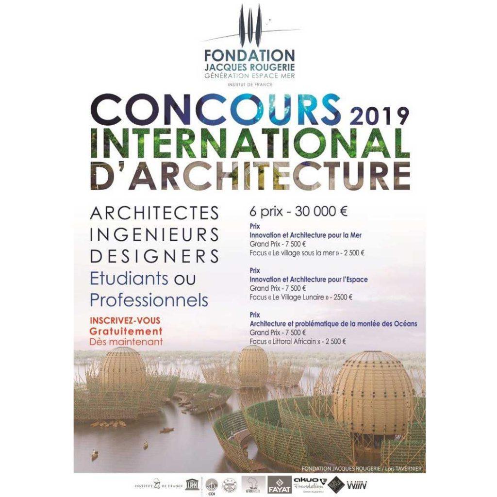 Concours Jacques Rougerie
