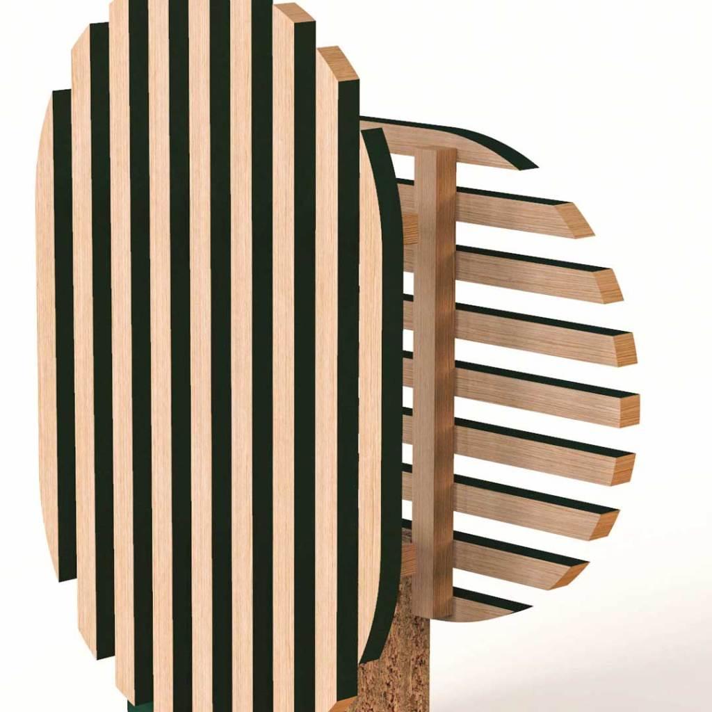 Atelier Emmaüs x Ferreol Babin Lampe Incubateur 2019 Le French Design by Via © Studio Notaroberto-Boldrini