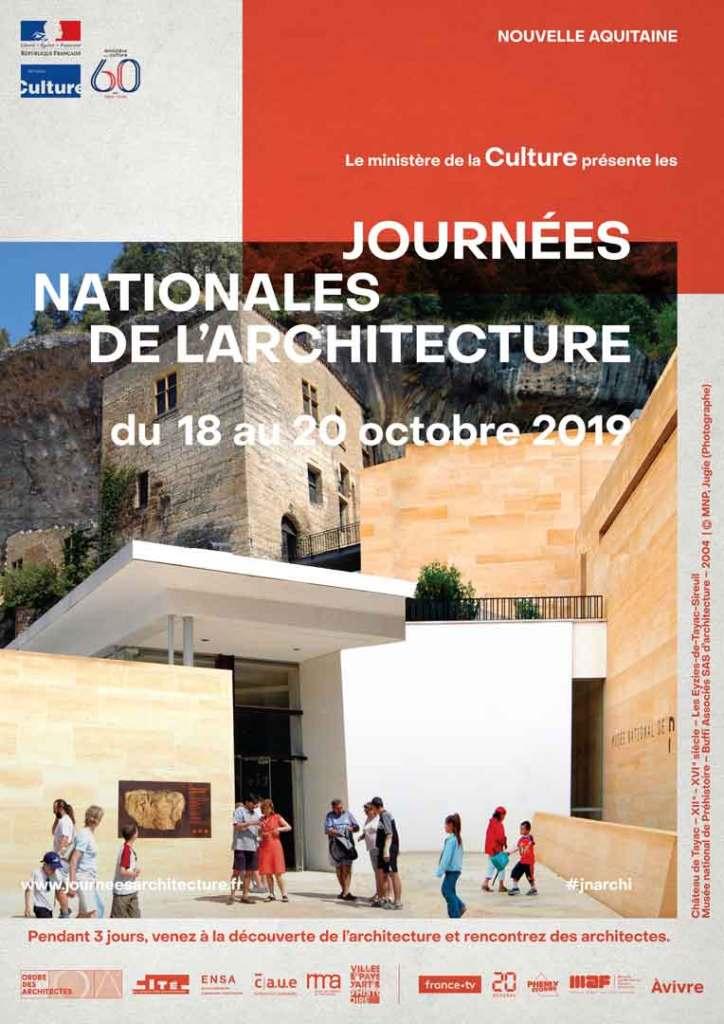 Journées nationales de l'Architecture 2019