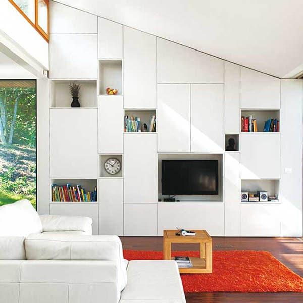 Maison en bois contemporaine - Kombinat