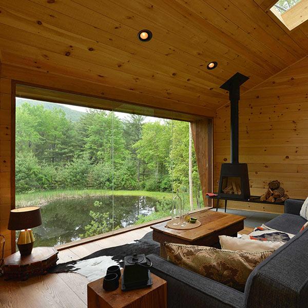 Cabane en bois Treehouse Willow