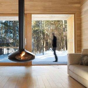 maison bois nature Yh2