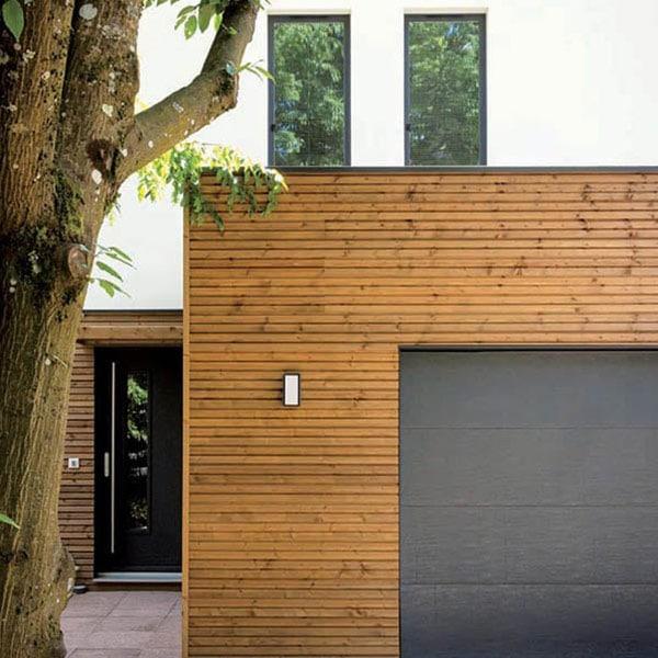 Maison à ossature bois originale - booa