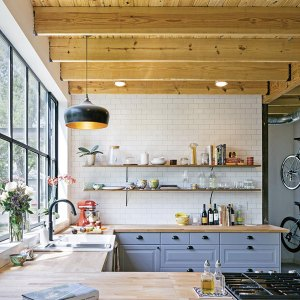 cuisine moderne et elegante