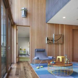 décoration intérieure d'une maison en bois près du San Francisco