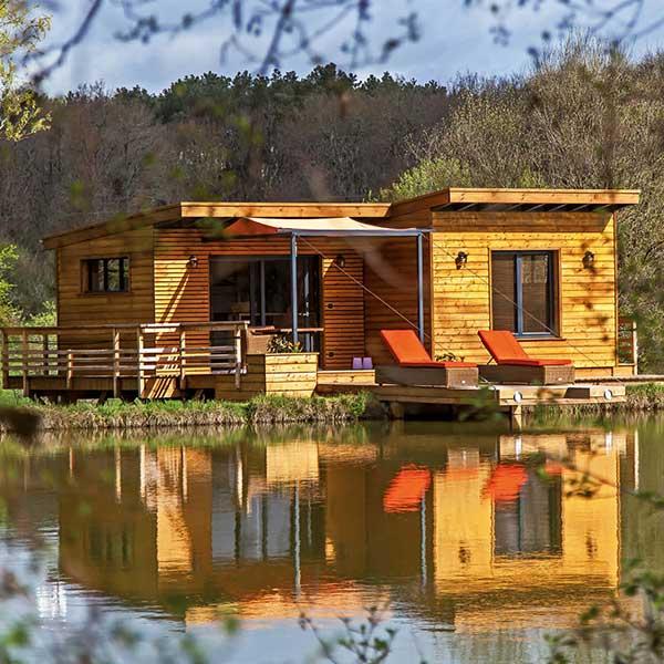 Cabane en bois Périgord - DM Bois Concept