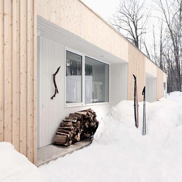 Maison bois Blue Hills - La SHED Architecture