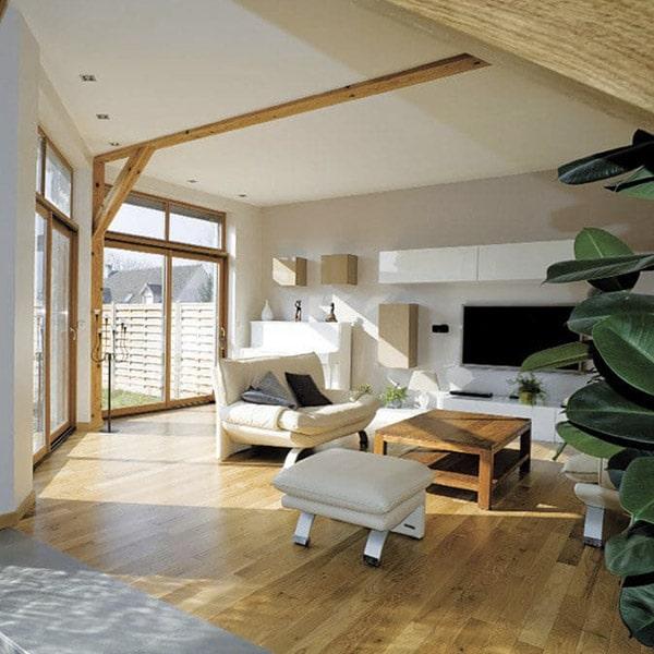 maison bois cubique et atypique en Seine-et-Marne