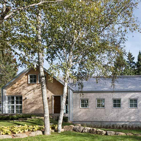 Maison de vacances moderne en bois - Jane Hope