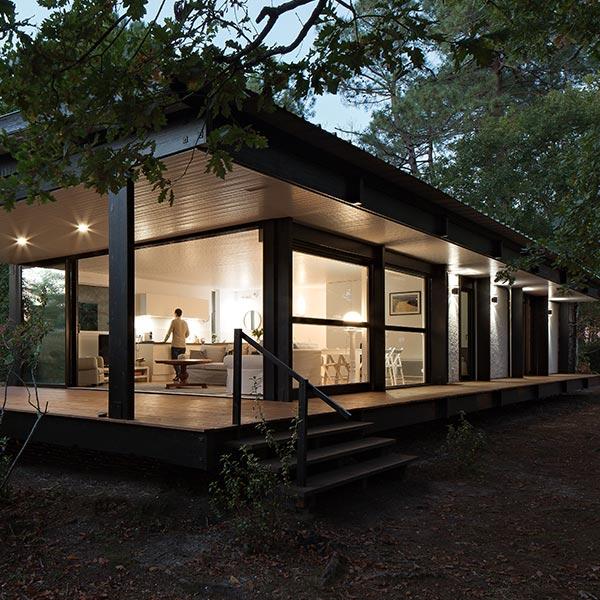 Maison boulon - Plus Architectes