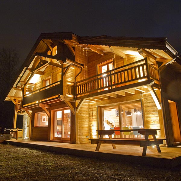 maison bois de prestige  à Serre Chevalier