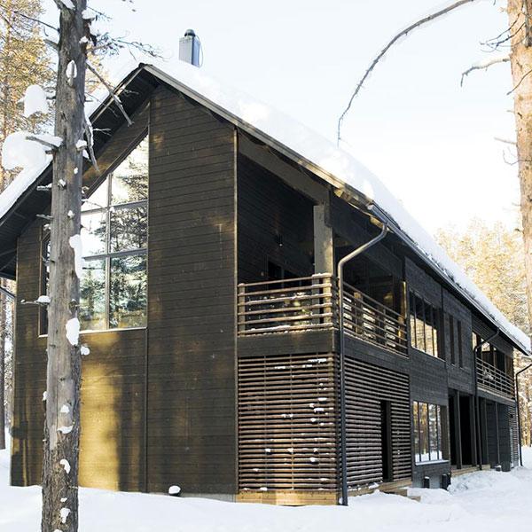Maison bois de luxe - Honka/Kari Lappalainen