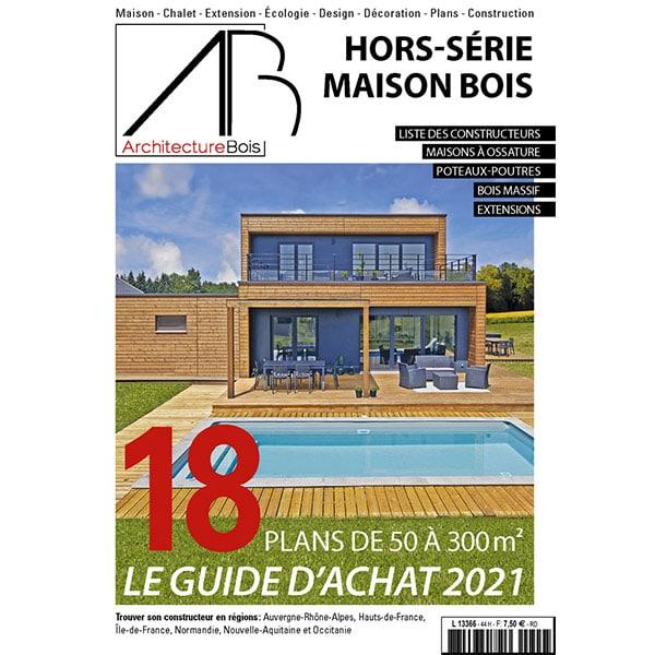 Numéro hors-série 44 d'Architecture Bois