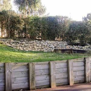 classe d'emploi bois 4 - usage bois au contact du sol ou de l'eau douce