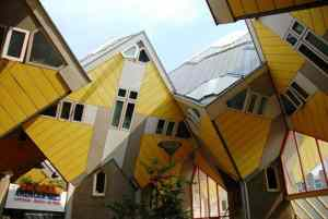 Cubic Houses Architecture, Rotterdam, Netherlands-Most Amazing Buildings