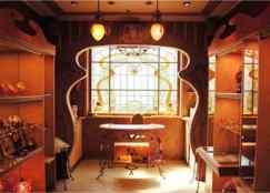 Art Nouveau Decorating Style138Ideas