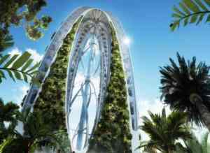 Bionic-Arch by Callebaut232 Architects