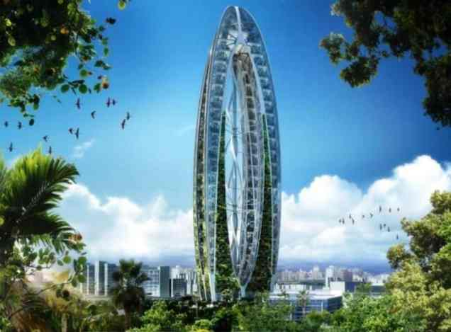 Bionic-Arch by Callebaut240 Architects