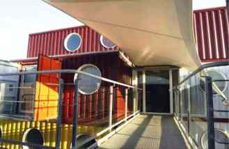Container 807Buildings