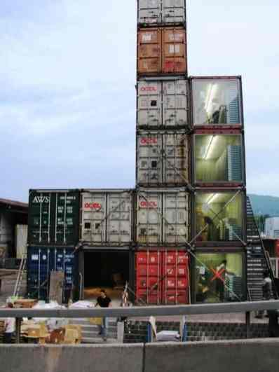 Container 847Buildings