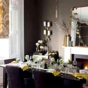 Dining Room Christmas Decor_973Ideas