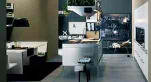 Hi-tech Kitchen_a16Designs