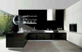 Hi-tech Kitchen_a25Designs