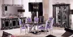 Luxurious Dining Room Design473_Ideas