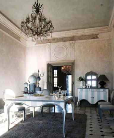 Luxurious Dining Room Design477_Ideas