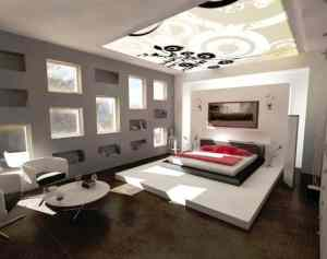 Modern and Stylish Bedroom Designs304Ideas