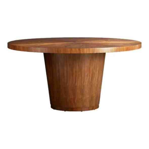 Orion Walnut Table From Crate & Barrel