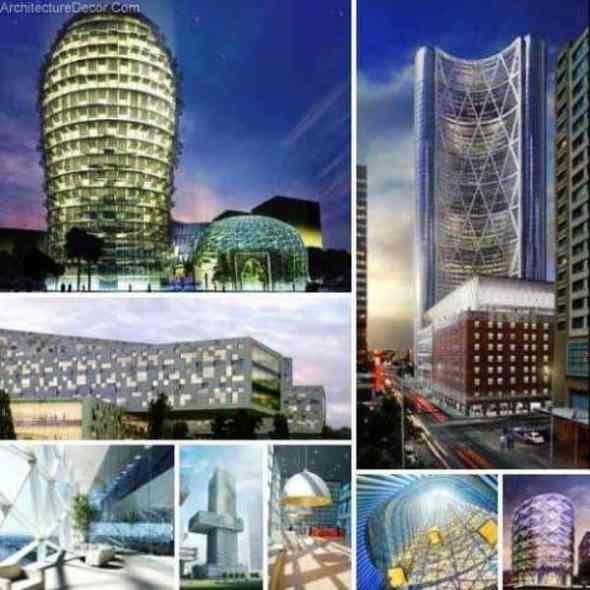 Sustainable Office Buildings