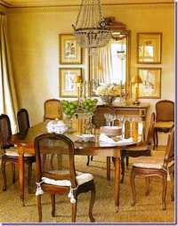 Dining Room Wall Decor | Casual Cottage
