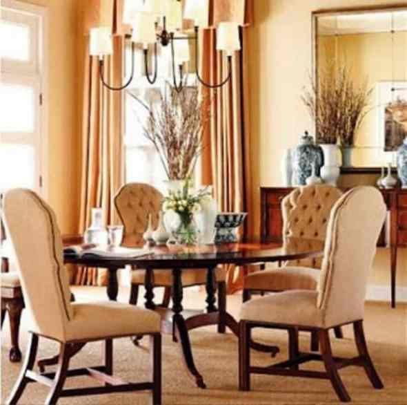 hickorychair_d-Dining Room Wall 422_Decor Part I