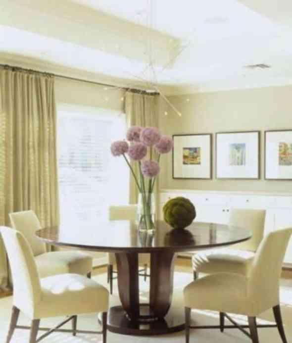 small dining room decor 417_Decor