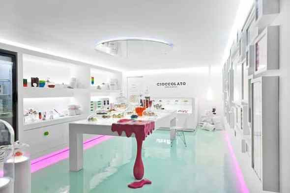 Cioccolato Interior Design Shop