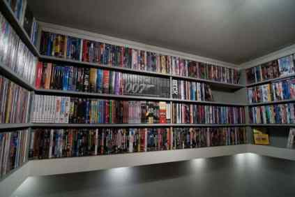 Home Technology-movie collectionn