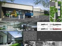 Master Plan-Mud Volcano Research Center at Sidoarjo_a475_3D Architectures
