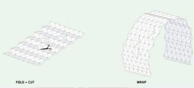 Mosaic Architecture Plan for Student _a502Housing 3D Architecture