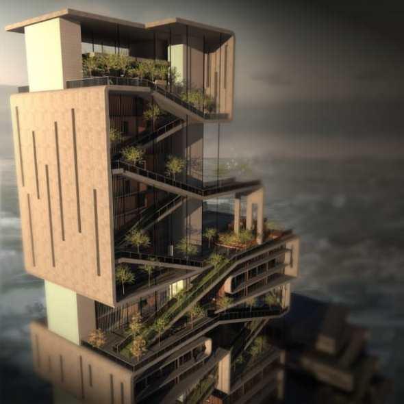 School of Architecture and Design-Dormitory Facility