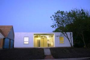 Sustainable Projects-First LEED platinum home in Fort Worth
