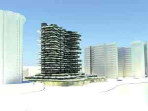 The Acapulco Green Tower_a492_3D Architecture