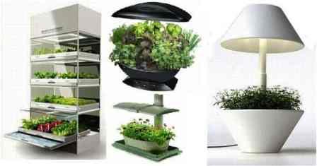 Kitchen Nano Garden _b575ll_Design