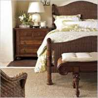 Decorate Bedroom with British Colonial Style ...