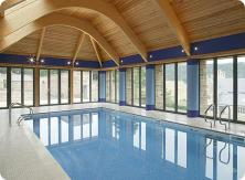 Cool Looking Indoor Pool - Indoor Swimming Pool