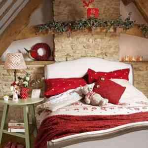 Bedroom Decoration Christmas Design